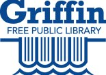Blue Griffin Free Public Library Logo