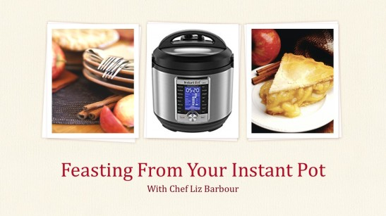 Feasting From Your Instant Pot